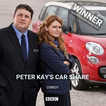 Tim Reid | award winning BBC One sitcom, Peter Kay's Car Share