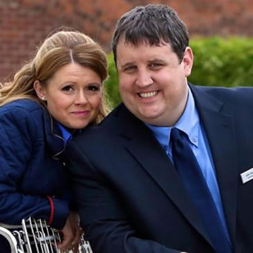 Tim Reid   award winning BBC One sitcom, Peter Kay's Car Share